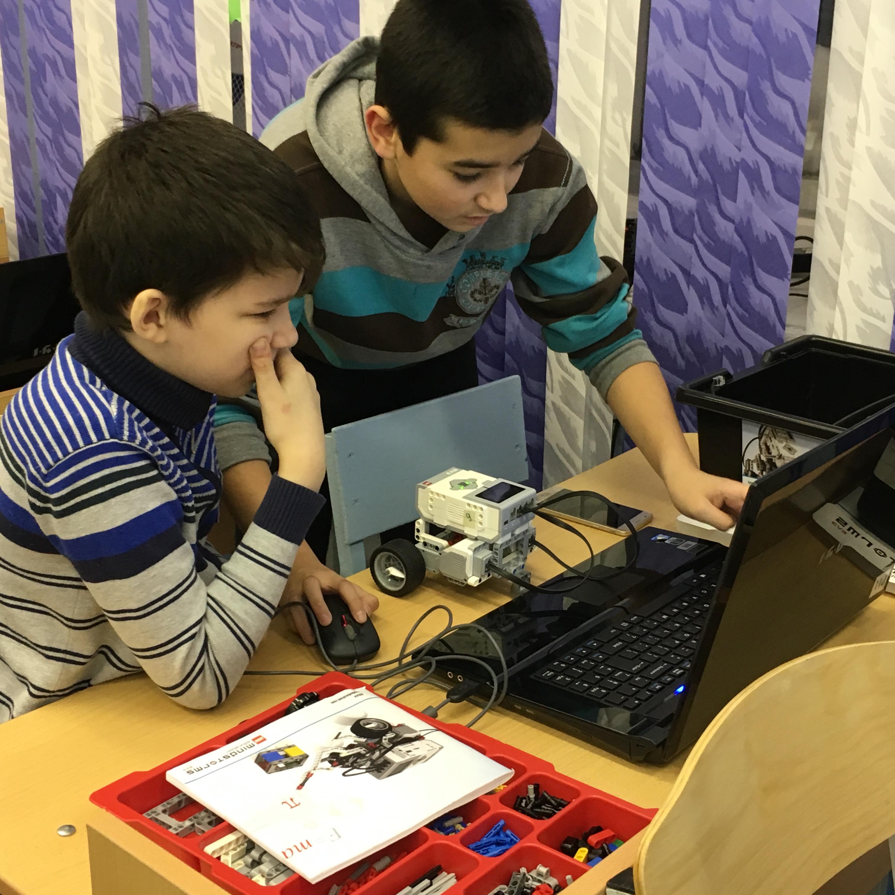 Школа робототехники -2