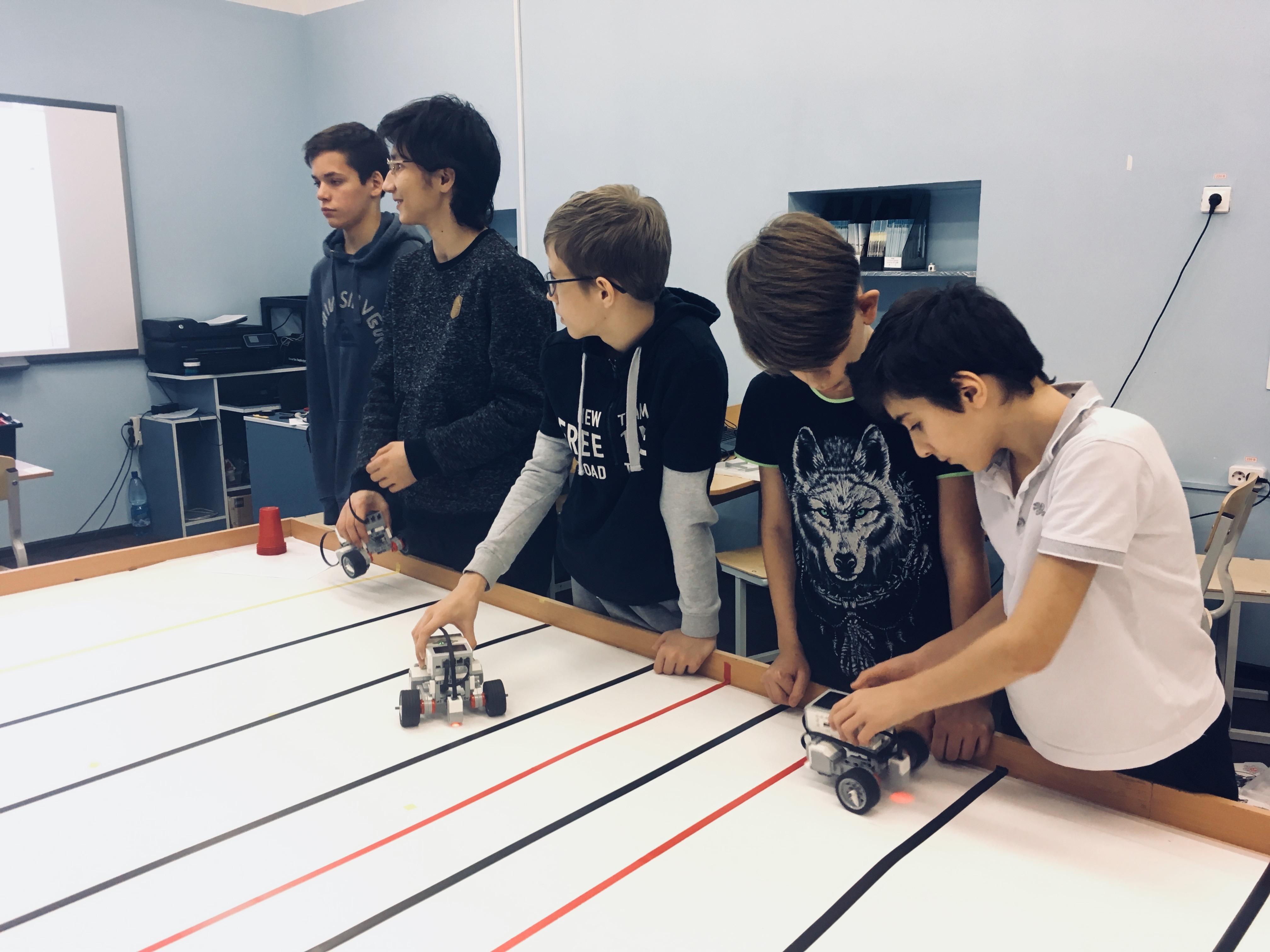 Школа робототехники -24